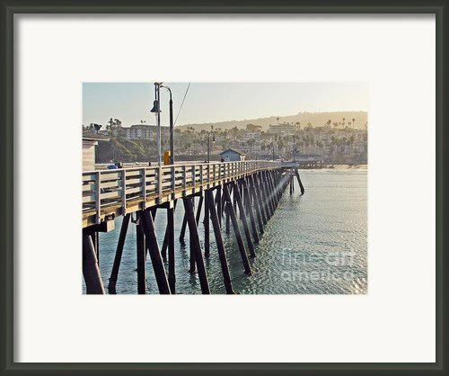 Early Morning Framed Print By Traci Lehman