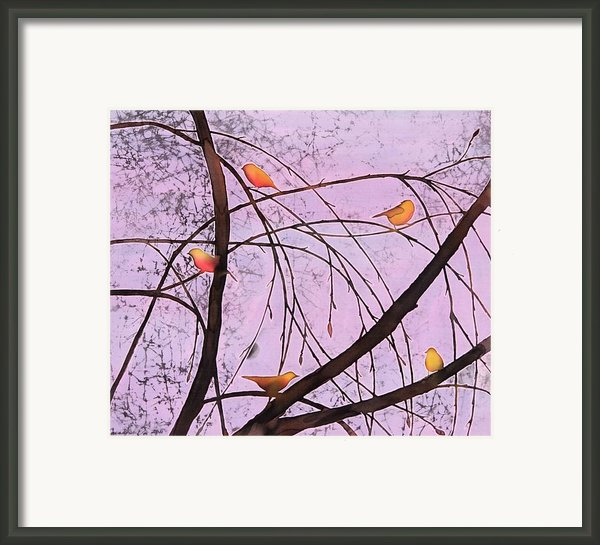 Early Spring 2 Framed Print By Carolyn Doe
