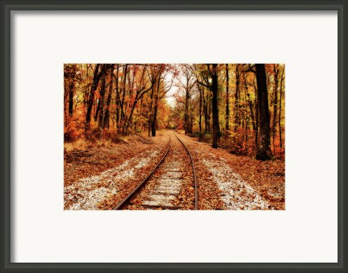 Eastbound Framed Print By Sandy Keeton