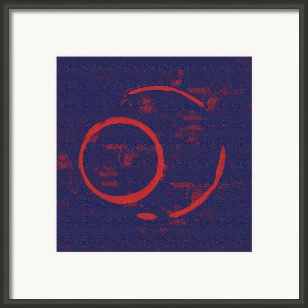 Eclipse Framed Print By Julie Niemela