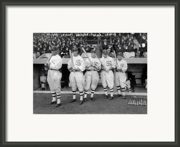 Eddie Murphy, John Shano Collins, Joe Framed Print By Everett
