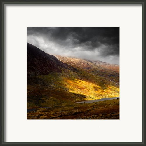 Eden Framed Print By Ian David Soar