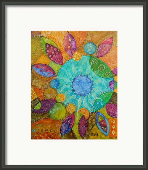 Effervescent Framed Print By Tanielle Childers