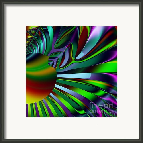 Eichler Is Lost . Square . S9 Framed Print By Wingsdomain Art And Photography