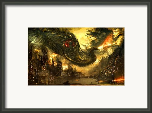 Elephas Maximus Framed Print By Alex Ruiz