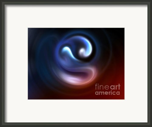 Embryo Framed Print By Jutta Maria Pusl
