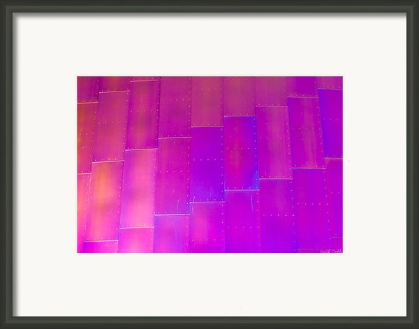 Emp Metal Framed Print By Heidi Smith
