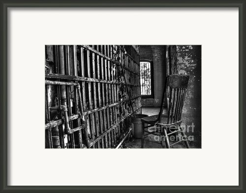 Empty Framed Print By Dan Stone
