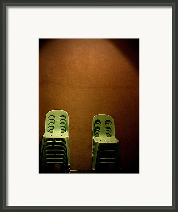 Empty Promises Framed Print By Graphics Metropolis