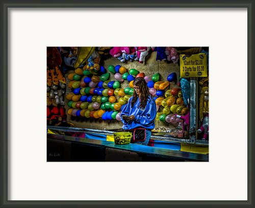 End Of The Night Framed Print By Bob Orsillo