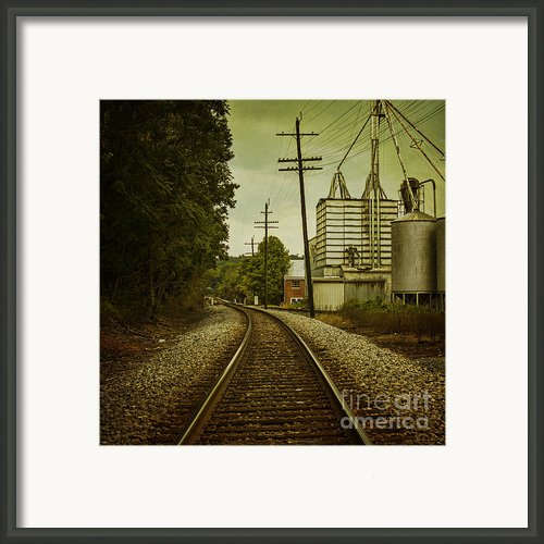 Endless Journey Framed Print By Andrew Paranavitana