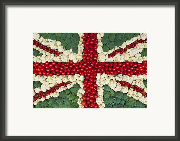 England Framed Print By Axiom Photographic