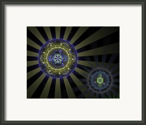 Enlightenment Framed Print By David April