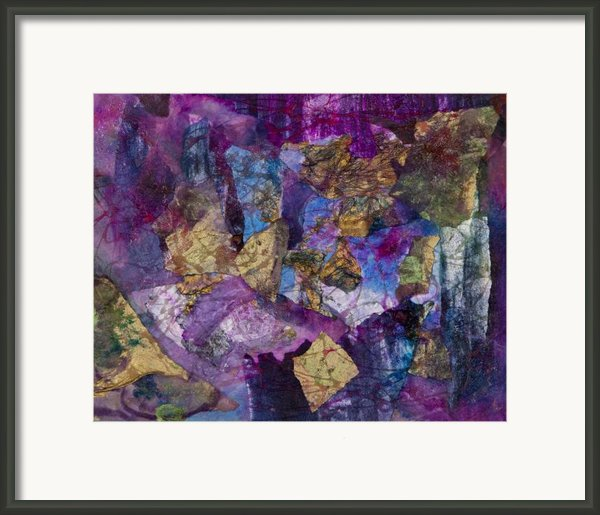 Entanglement Framed Print By Don  Wright