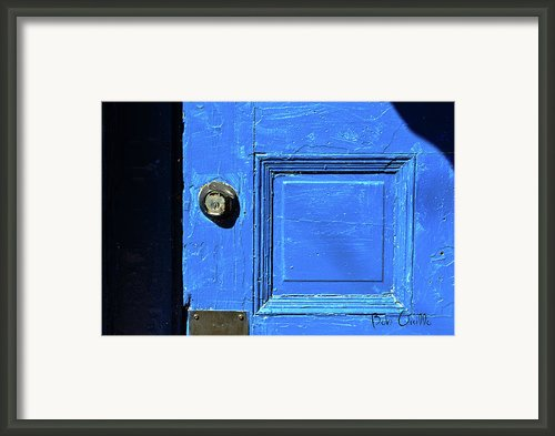 Entrance To Babylon Framed Print By Bob Orsillo