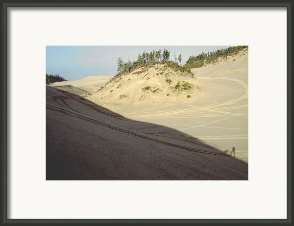 Ephemeral Framed Print By Eike Kistenmacher