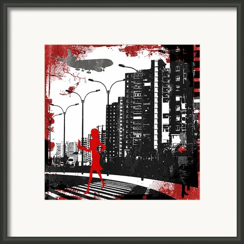 Equality Framed Print By Angelina Vick