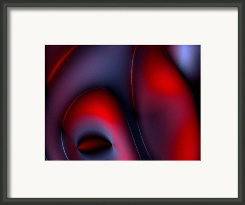 Erotic Art Framed Print By Stefan Kuhn