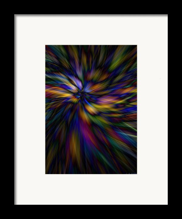 Essence Framed Print By Lauren Radke