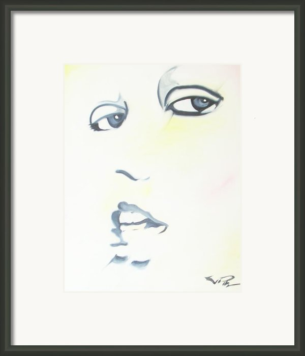 Essense Framed Print By Joseph Palotas