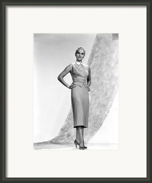 Eva Marie Saint, 1956 Framed Print By Everett