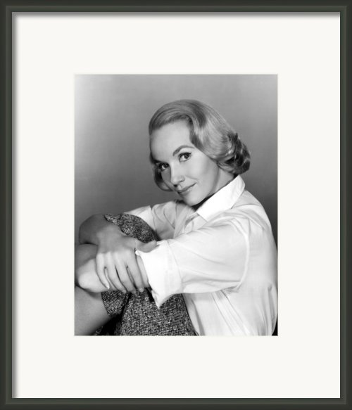 Eva Marie Saint, 1959 Framed Print By Everett