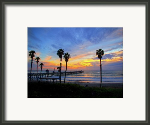 Evening Light  Framed Print By Carl Jackson