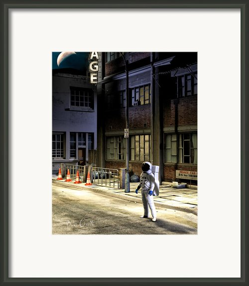 Everyone Is Gone Framed Print By Bob Orsillo