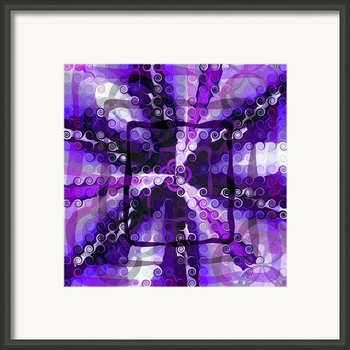 Evolve 3 Framed Print By Angelina Vick