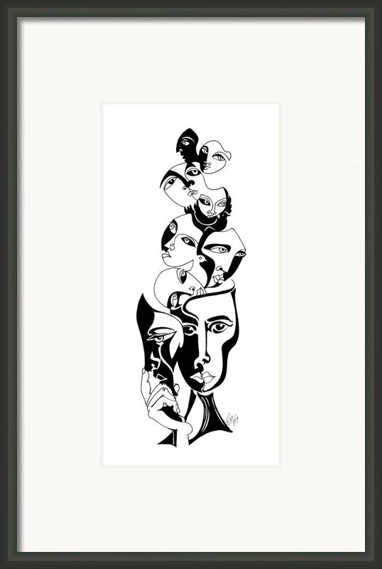 Exposure Framed Print By Roy Guzman