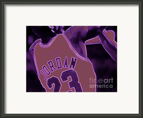 Fade Away Framed Print By Brandon Ramquist