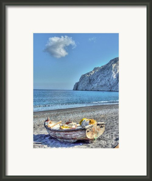 Faded Beauty Framed Print By Michael Garyet