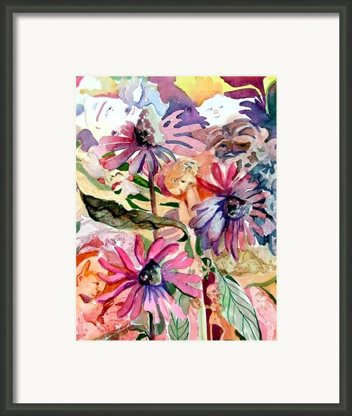 Fairy Land Framed Print By Mindy Newman