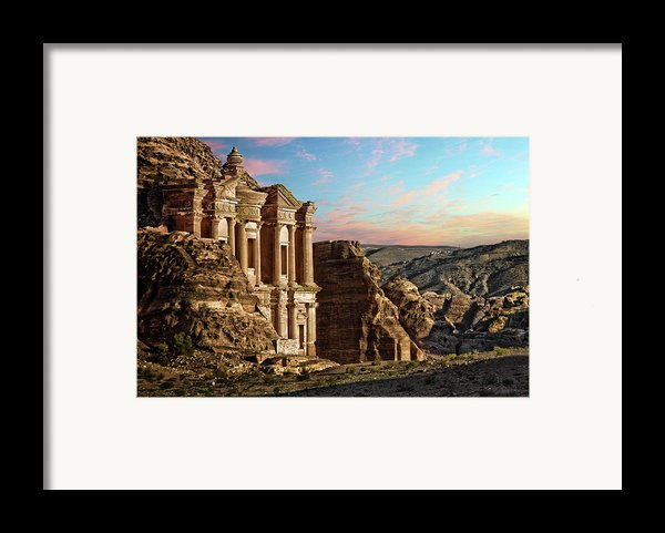 Fantasy Framed Print By David Lazar
