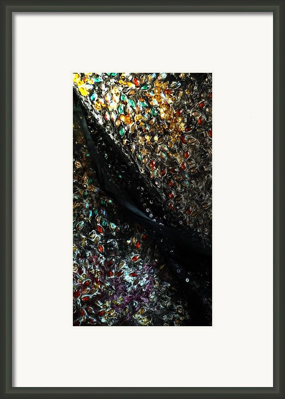 Fantasy Night Framed Print By Tianyang Shui