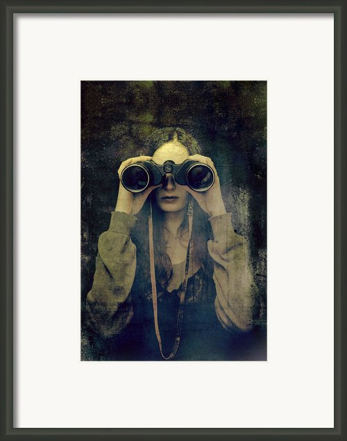 Far Away Framed Print By Pawel Piatek