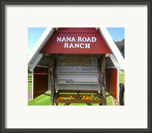 Farm To Table Framed Print By Charles  Jennison