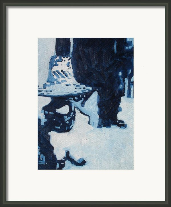 Father And Child Framed Print By Sue Ching You
