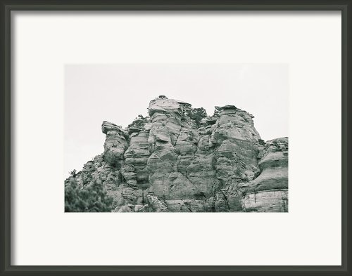 Father Framed Print By