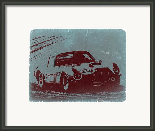 Ferrari Gto Framed Print By Irina  March