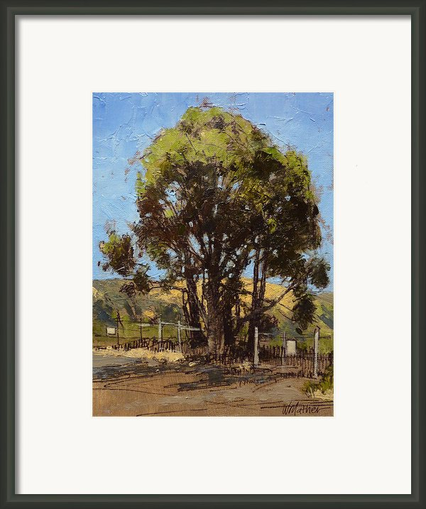 Ferry Point Framed Print By Bill Mather
