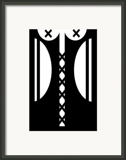 Fetish Kink 4 Of 6 Framed Print By Roseanne Jones