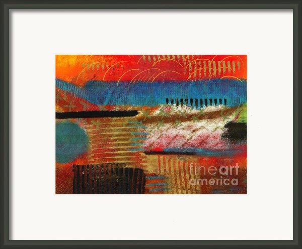 Finding My Way Framed Print By Angela L Walker