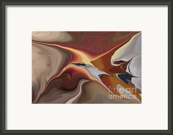 Finding Your Way Framed Print By Deborah Benoit
