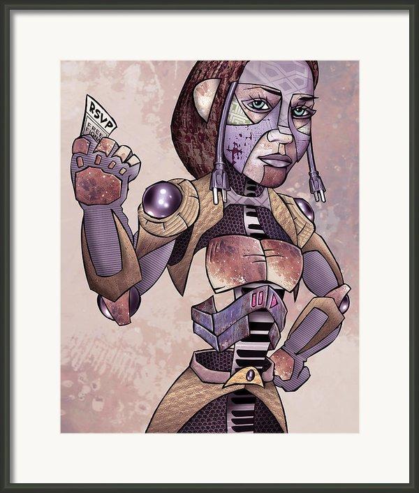Fiona Apple - Extraordinary Machine Framed Print By Sam Kirk