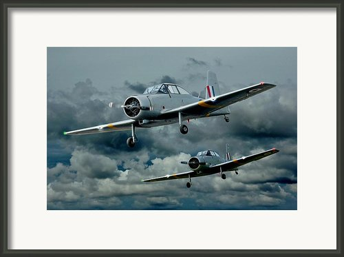 Flight Of The Winjeels Framed Print By Steven Agius