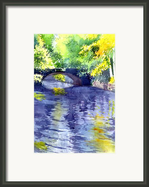 Floods Framed Print By Anil Nene
