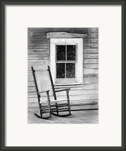Florida Cracker House Framed Print By Patrick M Lynch