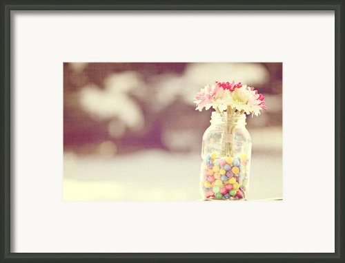 Flower Power Framed Print By Tara Boyle