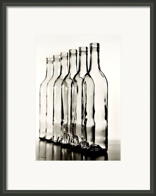 Follow The Leader No. 2 Framed Print By Joe Bonita